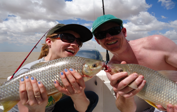 Buenos Aires Fishing Trip