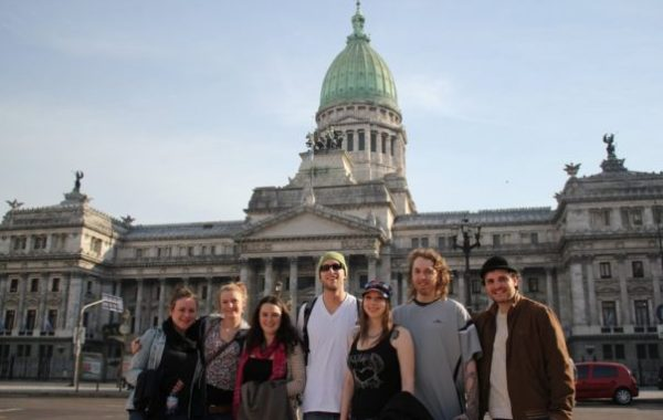 Buenos Aires Full City Walking Tour