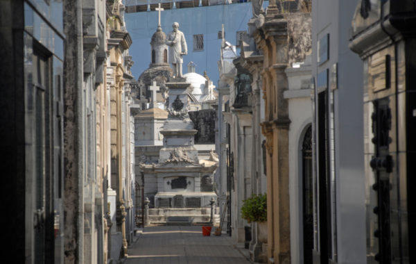 Recoleta Walking Tour