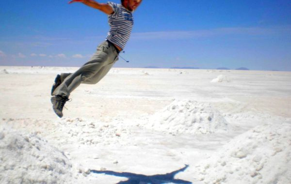 Salinas Grandes Salt Desert Private Tour