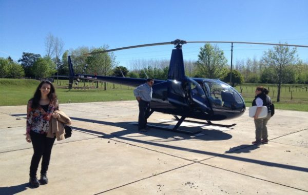 Buenos Aires Private Helicopter Tour