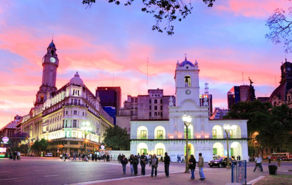 Buenos Aires 5 Days & 4 Nights Tour