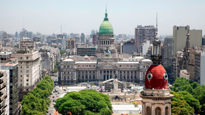 Buenos Aires 3 Days & 2 Nights Tour